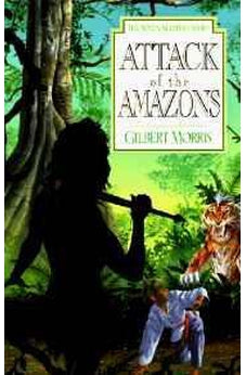 Attack of the Amazons (Seven Sleepers Series #8) (Book 8) 9780802436917