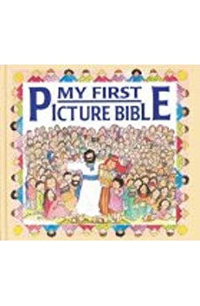 My First Picture Bible 9780802460233