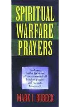 Image of Spiritual Warfare Prayers 9780802471321