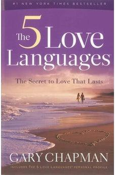 Image of The 5 Love Languages: The Secret to Love That Lasts 9780802473158