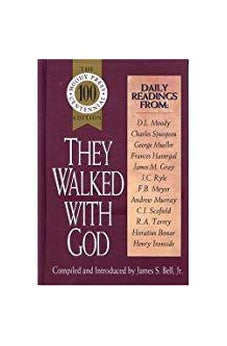 They Walked With God 9780802483492