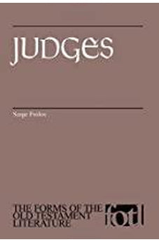 Judges (The Forms of the Old Testament Literature) 9780802829672