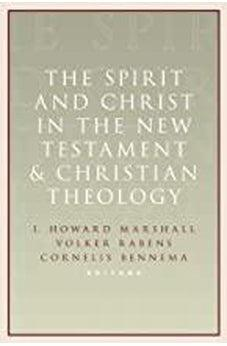 The Spirit and Christ in the New Testament and Christian Theology: Essays in Honor of Max Turner 9780802867537