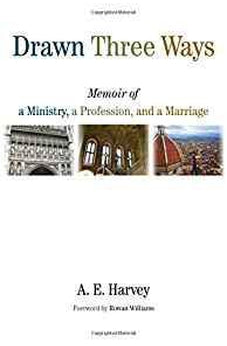 Drawn Three Ways: Memoir of a Ministry, a Profession, and a Marriage 9780802873323