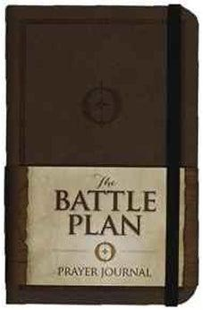The Battle Plan Prayer Journal 9780805489477
