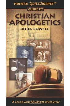 Holman QuickSource Guide to Christian Apologetics 9780805494600