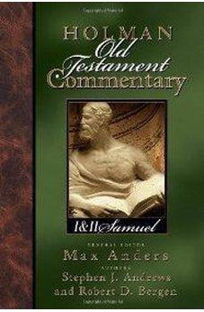 1, 2 Samuel: Holman Old Testament Commentary, Volume Six 9780805494662