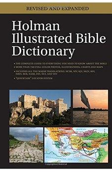 Image of Holman Illustrated Bible Dictionary 9780805499353