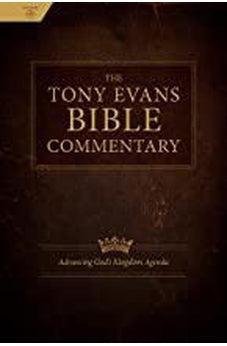 Image of The Tony Evans Bible Commentary 9780805499421