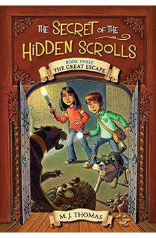 The Great Escape (The Secret of the Hidden Scrolls) 9780824956899