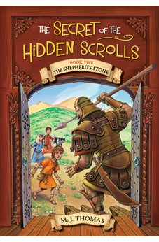 The Secret of the Hidden Scrolls: The Shepherd's Stone, Book 5 9780824956912