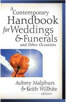 A Contemporary Handbook for Weddings & Funerals: And Other Occasions 9780825431869