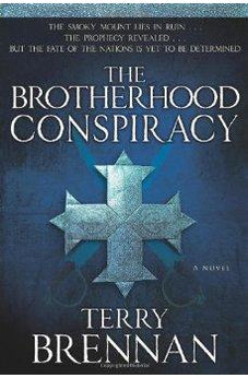 The Brotherhood Conspiracy: A Novel 9780825443176