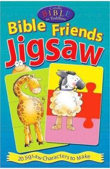Candle Bible for Toddlers Bible Friends Jigsaw 9780825473920