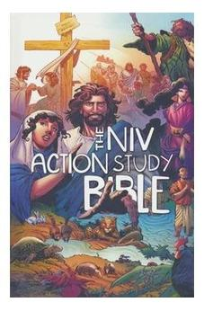 Image of The NIV Action Study Bible (Action Bible Series) 9780830772544