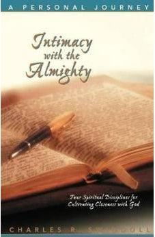Intimacy with the Almighty (Insight for Living Bible Study Guides) 9780849987489