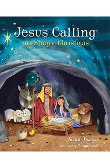 Jesus Calling: The Story of Christmas (picture book) 9781400210299
