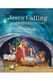Jesus Calling: The Story of Christmas (board book) 9781400210305