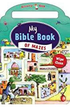 My Bible Book of Mazes 9781400212613