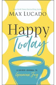 Image of Happy Today: A Guided Journal to Genuine Joy