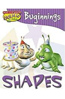 Buginnings Shapes: Based On The Characters From Max Lucado'S Hermie : A Common Caterpillar (Max Lucado'S Hermie & Friends) 9781400304219