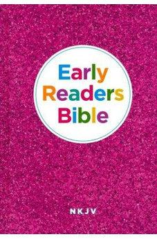 NKJV, Early Readers Bible, Hardcover, Pink 9781400309115