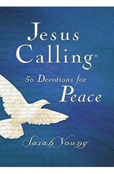 Jesus Calling 50 Devotions for Peace 9781400310913