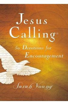 Jesus Calling 50 Devotions for Encouragement 9781400310920