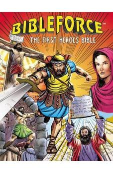 BibleForce: The First Heroes Bible 9781400314256