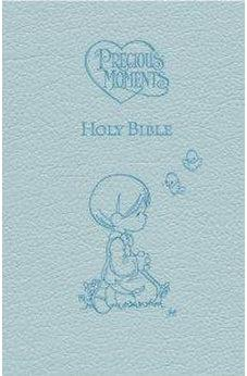 Precious Moments Holy Bible - Blue Edition 9781400316656