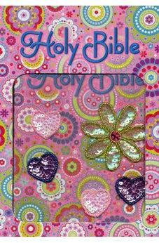 Sequin Bible - Pink 9781400317035