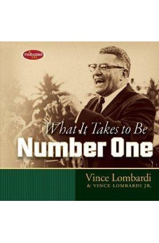 What it Takes to be Number One 9781400319978