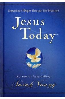 Image of Jesus Today: Experience Hope Through His Presence 9781400320097