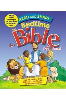 Read and Share Bedtime Bible and Devotional 9781400320837