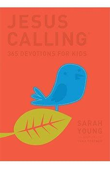 Jesus Calling: 365 Devotions For Kids: Deluxe Edition 9781400323067