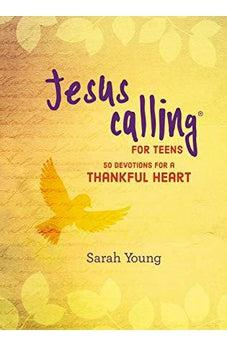 Jesus Calling: 50 Devotions for a Thankful Heart 9781400324361