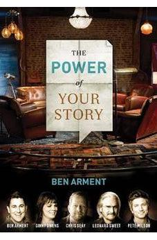 The Power of Your Story DVD-Based Study 9781401677237