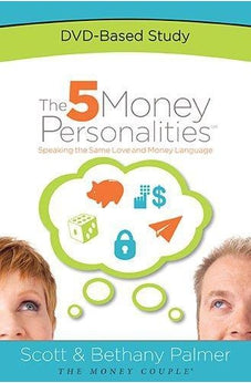 The 5 Money Personalities DVD-Based Study 9781401678166