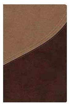 NIV, The MacArthur Study Bible, Imitation Leather, Brown 9781401679040