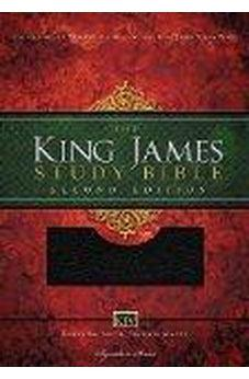 King James Study Bible: Second Edition (Signature) 9781401680350