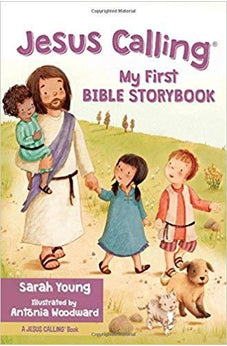Jesus Calling My First Bible Storybook 9781404109773