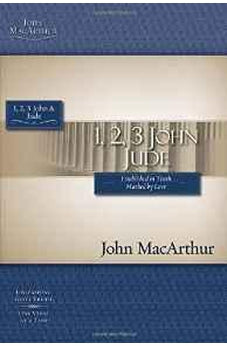 1, 2, 3 John and Jude (MacArthur Bible Studies) 9781418509651