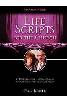 Life Scripts for the Church: Characters 9781418509873