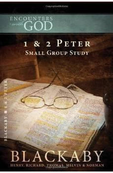 1 & 2 Peter: Small Group Study (Encounters With God)  9781418526542