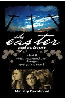 Easter Experience Ministry Devotional 9781418534028