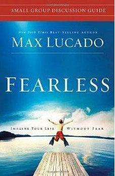 Image of Fearless Small Group Discussion Guide 9781418542719