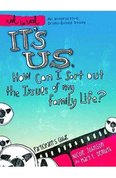 It's Us: How Can I Sort Out the Issues of My Family Life?: A DVD-Based Study (Reel to Real) 9781418546373