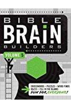Bible Brain Builders, Volume 5 9781418549367