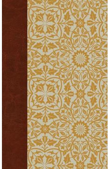 ESV Large Print Personal Size Bible (Sunflower) 9781433550256