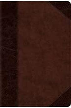 ESV Personal Reference Bible (TruTone, Brown/Walnut, Portfolio Design) 9781433553271